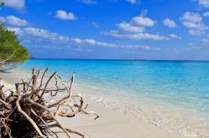 Maledives Soneva Fushi - The Beach