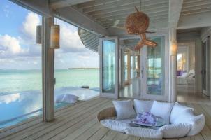 Soneva Jani - Living Room