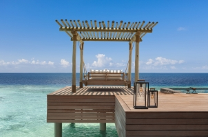 Waldorf Astoria - Reef and Overwater Villa