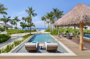Waldorf Astoria - Three Bedroom Beach Villa