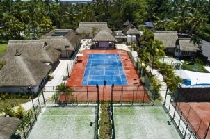 Mauritius LeSaintGeran - Resort Club Tennis