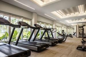 Mauritius LeSaintGeran - Gym