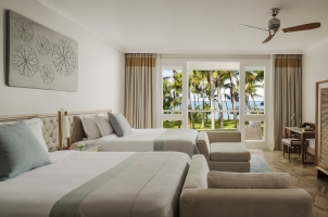 Mauritius LeSaintGeran - Accomodation Ocean Balcony Twin Room