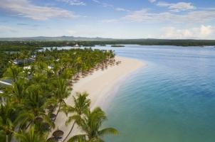 Mauritius LeSaintGeran - Resort View