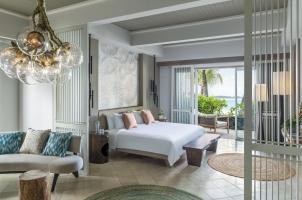 Shangri La's Le Touessrok - La Suite Bedroom