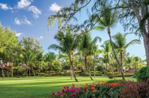 Mauritius The Oberoi Beach Resort - Gardens