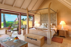 Mauritius The Oberoi Beach Resort - Luxury Pavilion