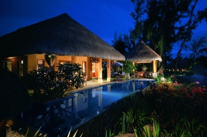Mauritius The Oberoi Beach Resort - Presidential Villa Exterior