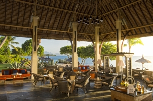 Mauritius The Oberoi Beach Resort - The Bar