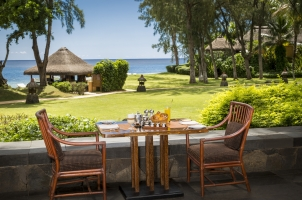 Mauritius The Oberoi Beach Resort - Breakfast