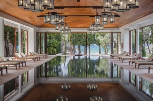 Montenegro - Aman Sveti Stefan - Spa Pool
