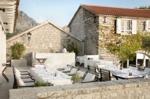 Montenegro - Aman Sveti Stefan - Terrace