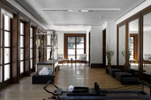 Montenegro - Aman Sveti Stefan - Aman Spa Pilates facilities