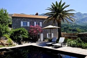 Montenegro - Aman Sveti Stefan - Suite PrivatePool