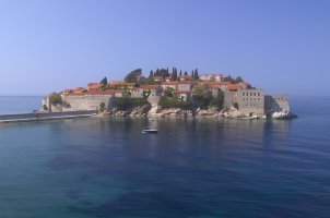 Montenegro - Aman Sveti Stefan island