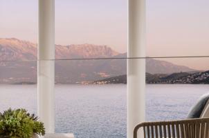 One & Only Portonovi Montenegro - Balcony View