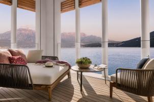 One & Only Portonovi Montenegro - Balcony