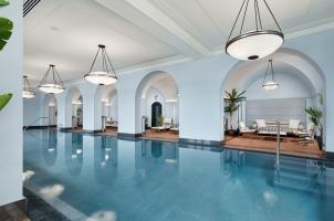 Regent Porto Montenegro - Indoor Pool
