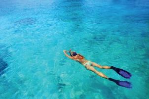 Myanmar - Wa Ale - Snorkelling