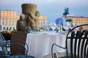 Russia - Rocco Forte Hotel Astoria - Royal Suite
