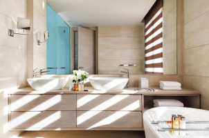 Sani Dunes - Bathroom