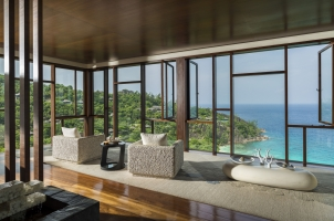 Seyc helles Four Seasons Resort - Interior