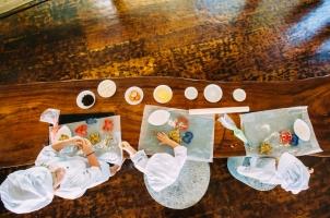 Seychelles North Islands - Children Dining