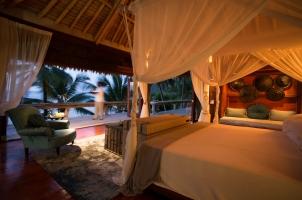 Seychelles North Islands - Villa Bedroom