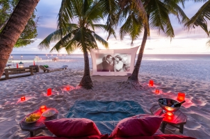 Seychelles North Islands - Movie Picnic