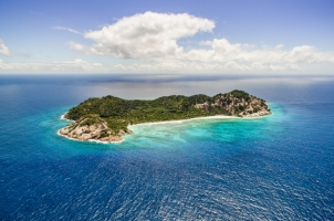 Seychelles North Islands - View