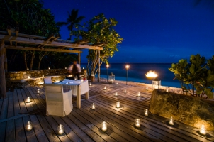 Seychelles North Islands - Private Dining