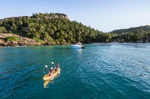 Seychelles North Islands - Sea Kayaking
