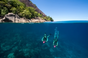 Seychelles North Islands - Snorkelling