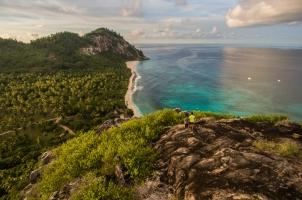 Seychelles North Islands - Spa Hill Trail Walk