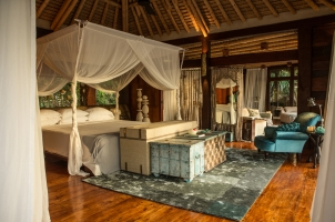 Seychelles North Islands - Bedroom
