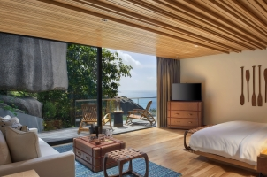 Six Senses Zil Pasyon Seychelles - Four Bedroom Residence Bedroom
