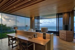 Six Senses Zil Pasyon Seychelles - Master Bedroom