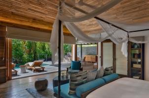 Six Senses Zil Pasyon Seychelles - Hideaway Villa
