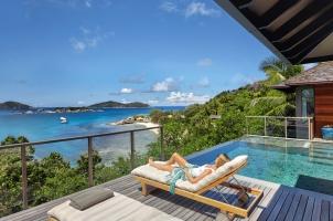 Six Senses Zil Pasyon Seychelles - Ocean Front Pool Villa