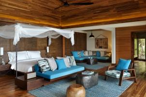 Six Senses Zil Pasyon Seychelles - Pasyon Pool Villa Bedroom