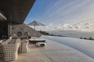 Six Senses Zil Pasyon Seychelles - Terrace View