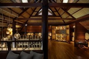 Six Senses Zil Pasyon Seychelles - Bar