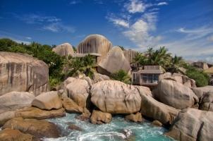 Six Senses Zil Pasyon Seychelles - Spa Exterior