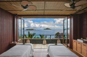 Six Senses Zil Pasyon Seychelles - Spa Treatment Villa Nature