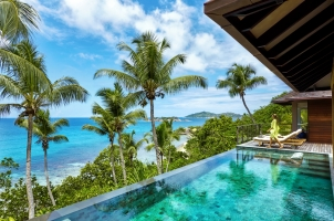 Six Senses Zil Pasyon Seychelles - Two Bedroom Pool Villa