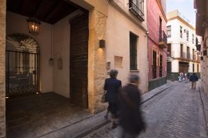 Corral del Rey - Entrance to Corral del Rey