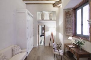 Corral del Rey - Junior Suite Livingroom
