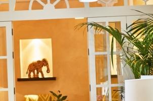 Corral del Rey - Living room