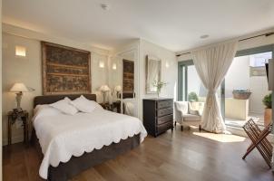 Corral del Rey - Penthouse Suite Bedroom
