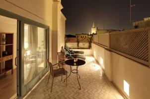 Corral del Rey - Penthouse Suite Terrace